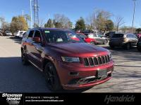 This 1-Owner Jeep Grand Cherokee High Altitude is in