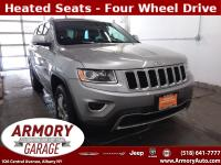 2016 JEEP GRAND CHEROKEE LIMITED 4X4 .. ONE OWNER ..