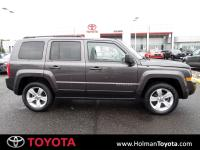 2016 Jeep Patriot Latitude, Four Wheel Drive, 2.4