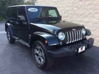 Sahara Package, Bluetooth Capability, Leather Interior,