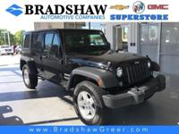 Black Clearcoat 2016 Jeep Wrangler Unlimited Sport KBB