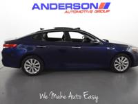 CALL ANDERSON NISSAN MAZDA AT   TODAY TO SCHEDULE A