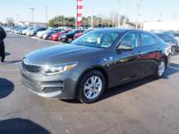 Moss 2016 Kia Optima LX FWD 6-Speed Automatic with