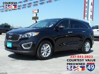 Look at this 2016 Kia Sorento LX. Its Automatic