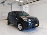 CARFAX One-Owner. Certified. Shadow Black 2016 Kia Soul