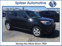 2016 Kia Soul Shadow Black BACKUP CAMERA, CLEAN CARFAX,