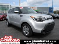 2016 KIA SOUL ....... ONE LOCAL OWNER ....... ACCIDENT