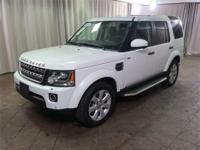 2016 Land Rover LR4 Base Silver Edition **CarFax