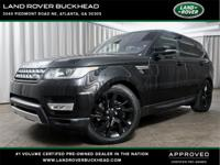 2016 Land Rover Range Rover Sport HSE **Certified w/ a