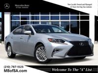 2016 Lexus ES 350 SilverNew Price! Clean One Owner
