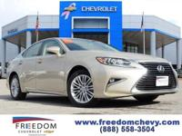 We are excited to offer this 2016 Lexus ES 350. CARFAX