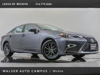 2016 Lexus ES 350, located at Lexus of Wichita.