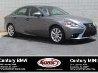 * One Owner * Clean Carfax * 2016 Lexus IS 200t. Ready