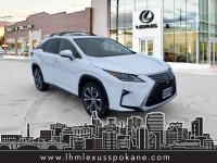 Certified. CARFAX One-Owner. White Pearl 2016 Lexus RX