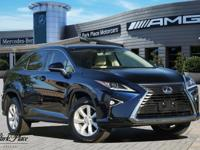 Check out this 2016 Lexus RX 350 Base. Its Automatic