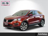 LINCOLN MKC TECHNOLOGY PACKAGE,CHROMA FLAME PREMIUM
