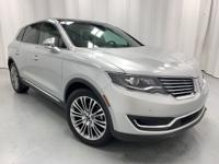 2016 Lincoln MKX Reserve 3.7L V6 Ti-VCT 6-Speed