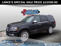 CARFAX One-Owner. Clean CARFAX.2016 Lincoln Navigator