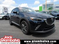 2016 MAZDA CX-3 GRAND TOURING ...... ACCIDENT FREE
