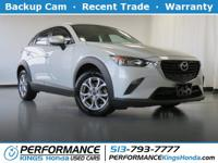 Features include: Backup Cam, Recent Trade, Warranty,