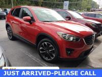 2016 Mazda CX-5 Grand Touring Soul Red Metallic **Clean