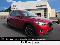 Recent Arrival! 2016 Mazda CX-5 Grand Touring soul red