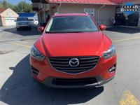 CARFAX One-Owner. Soul Red Metallic 2016 Mazda CX-5