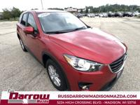 AWD 6-Speed Automatic soul red metallic SKYACTIV? 2.5L