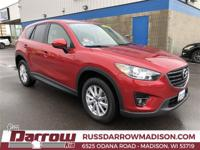 2016 Mazda CX-5 Touring soul red metallic SKYACTIV?