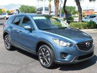 This 2016 Mazda CX-5 Grand Touring, has a great Blue