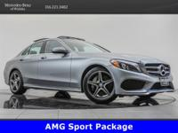 2016 Mercedes-Benz C 300 4MATIC, located at