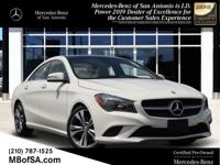 2016 Mercedes-Benz CLA CLA 250 Cirrus WhiteNew Price!