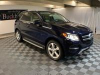 2016 Mercedes-Benz GLE. This GLE 350 GLE is Lunar Blue