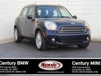 * This 2016 Mini Cooper Countryman is Cosmic Blue