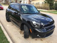 Cooper Countryman S All 4 Hatchback 4 dr with 4