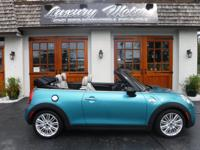 Introducing the 2016 MINI Convertible! An awesome price