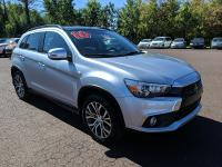 16 Mitsubishi Outlander Sport GT 4WD, One Owner Clean