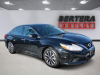 2016 Nissan Altima Super Black 2.5 SL Rear Backup