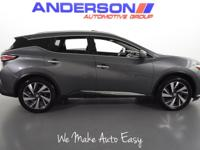 CALL ANDERSON NISSAN MAZDA AT   TODAY!! JUST 19K