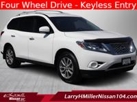 You can find this 2016 Nissan Pathfinder S and many