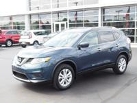 Recent Arrival! arctic blue metallic 2016 Nissan Rogue