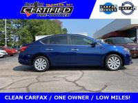 PRICED BELOW NADA RETAIL VALUE OF $12,825. CARFAX ONE