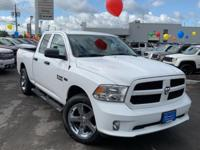 2016 Ram 1500 4WD ExpressPriced below KBB Fair Purchase