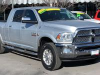 CARFAX One-Owner. Clean CARFAX. Brown 2016 Ram 2500