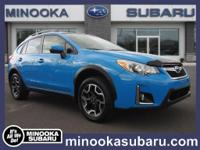 Introducing the 2016 Subaru Crosstrek! Maximum utility