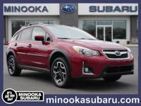 Introducing the 2016 Subaru Crosstrek! It prioritizes