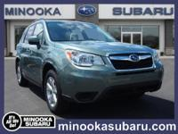 Introducing the 2016 Subaru Forester! Ensuring
