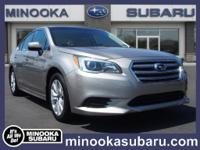 Introducing the 2016 Subaru Legacy! It just arrived on