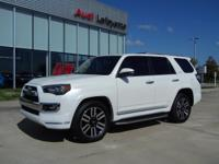 This 2016 Toyota 4Runner Limited is proudly offered by