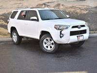 Come see this 2016 Toyota 4Runner SR5. Its Automatic
